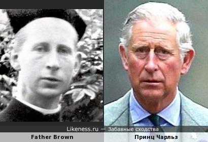 Father Brown и Принц Чарльз