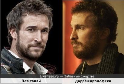 Ноа Уайли и Даррен Аронофски