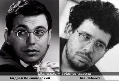 Андрей Кончаловский в образе Пьера Безухова напомнил режиссера Нила ЛаБьюта