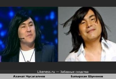 Правда я похож на Батырхана Шукенова?