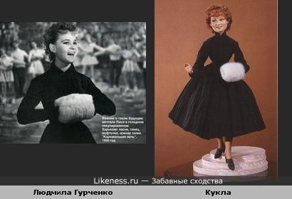 Людмила гурченко и ее героиня леночка