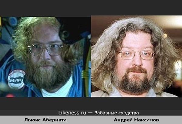 """Актер из """"Титаника"""" похож на телеведущего Андрея Максимова"""