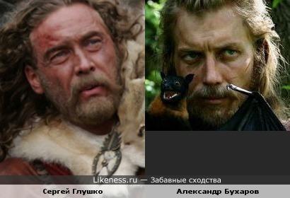 Князь Изяслав и Волкодав