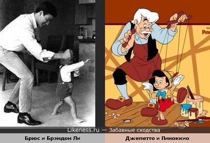 Фотография напомнила кадр из мультфильма