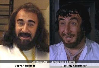 Сергей Пенкин в образе Демиса Руссоса напомнил Леонида Каневского в роли Бонасье