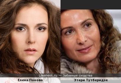 Тренер Юлии Липницкой напомнила кого-то из актрис (возможно, Елену Панову)