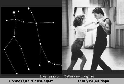 Небесные танцы