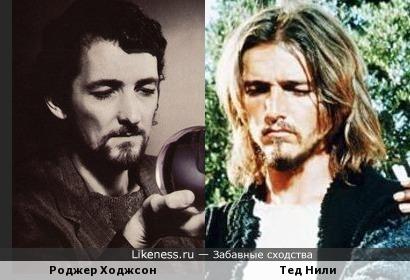Роджер Ходжсон и Тед Нили
