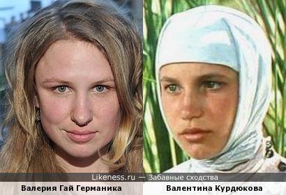 """Валерия Гай Германика и Ксанка из """"Неуловимых мстителей"""""""
