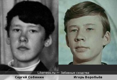 Сергей Собянин и Игорь Воробьёв