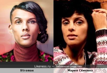 "Stromae в клипе ""Рандеву"
