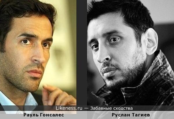 Рауль Гонсалес и Руслан Тагиев Dj Bak$ (авторепост)
