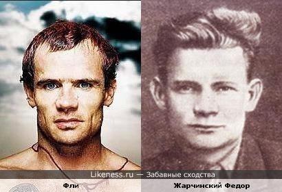 Фли похож на военного Федора Жарчинского