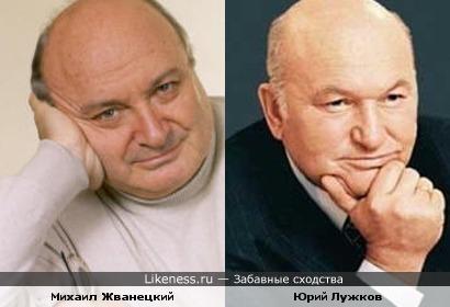 Михаил Жванецкий напоминает Юрия Лужкова