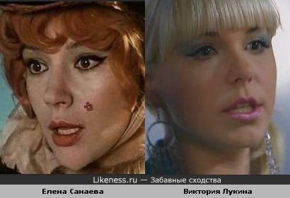 """Лиса Алиса (из к/ф """"Приключения Буратино"""") и Люся (из """"Маргоши"""") чем-то похожи"""