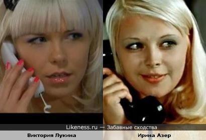 """Образы Люсь в сериалах """"Маргоша"""" и """"Большая перемена"""" похожи"""