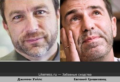 Основатель Википедии напомнил Евгения Гришковца