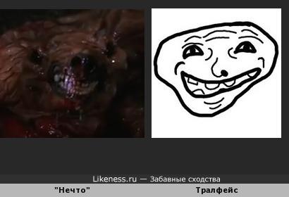 """Собака из """"Нечто"""" тралит полярников"""