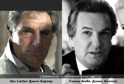 Джим Картер vs Дэнни Айелло