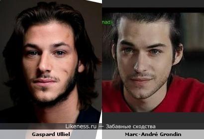 Гаспар Улье vs Марк-Андре Гронден