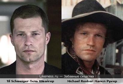 Тиль Швайгер vs Майкл Рукер