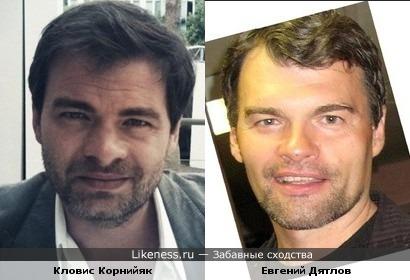 Кловис Корнийяк vs Евгений Дятлов