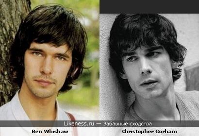 Актеры: Бен Уишоу vs Кристофер Горам