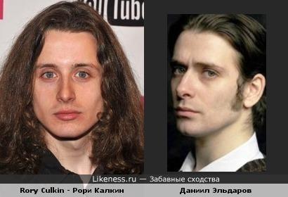 Рори Калкин vs Даниил Эльдаров