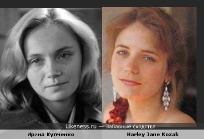 Ирина Купченко vs Джейн Козак