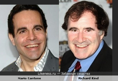 Голливудская улыбка: Марио Кантоне vs Ричард Кайнд