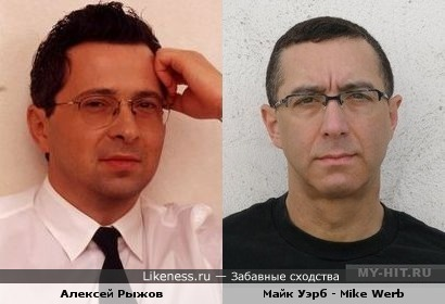 Алексей Рыжов vs Майк Уэрб