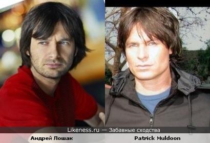 Андрей Лошак vs Патрик Малдун