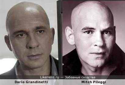 Дарио Грандинетти vs Митч Пилледжи