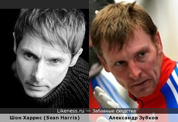 Шон Харрис vs Александр Зубков