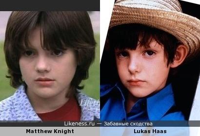Мэттью Найт vs Лукас Хаас