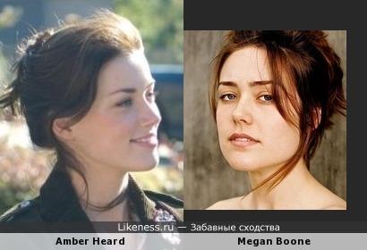 Эмбер Хёрд vs Меган Бун