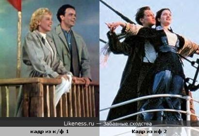 """Пере тем как снимать """"Титаник"""", Дж.Камерон внимательно посмотре наш фильм """"Сказание о земле Сибирской"""""""