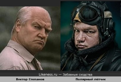 Такое ощущение, что для работы фотографа Виктора Перякина позировал актёр Виктор Степанов.