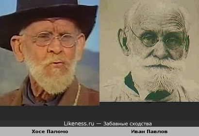 """А, случайно, не подрабатывал ли, академик Иван Павлов на съёмочной площадке к/ф """"Дважды Иуда """"?"""