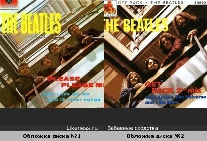 The Beatles и The Beatles ( только годы спустя..)