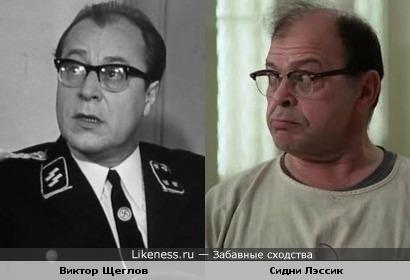 """Виктор Щеглов """"Семнадцать мгновений весны"""" (1973) и Сидни Лэссик """"Пролетая над гнездом кукушки"""" (1975)"""