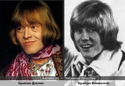 "Два музыканта- два Брайана.....( Брайан Джонс "" The Rolling Stones"" и Брайан Коннолли ""Sweet"" )"