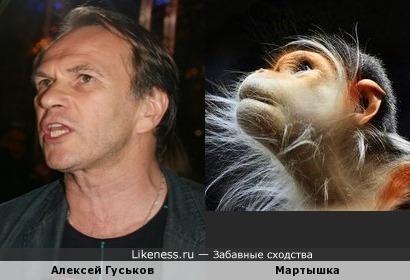 Актёр Алексей Гуськов и .....