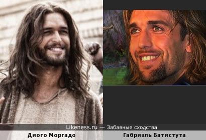 Два Иисуса.. ( в кино и на футбольном поле)