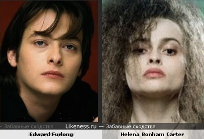 Edward Furlong vs Helena Bonham Carter
