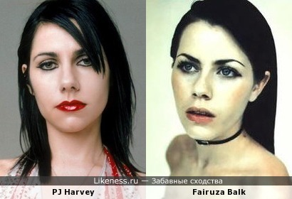 Fairuza Balk vs PJ Harvey