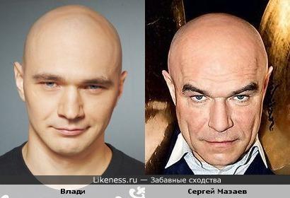 """Влади из группы """"Каста"""" похож на Сергея Мазаева"""