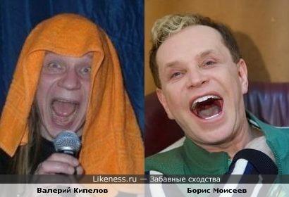 """Тандем """"Кипелов-Моисеев"""". Часть вторая"""