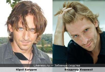 По многочисленным просьбам зрителей: Юрий Батурин и Владимир Кошевой. Снова.