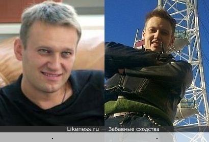 Навальский и Корзин